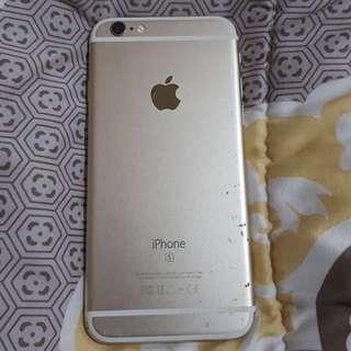 Iphone 6s 16 giga su , jual bu siapa cepet dia dapet ,minus nya ad crack di ujung kiri atas , gak mengurani perform nya . Still good smua lancar.body blakang lecet2 pemakaian aj,