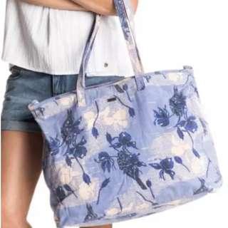 roxy 正品  海洋風  手提媽媽包   大包包  旅行包等   全新1100含運