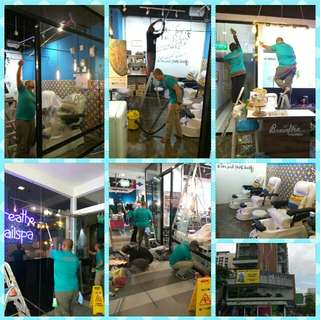 Retail Shop Cleaning / Office cleaning /Childcare Cleaning