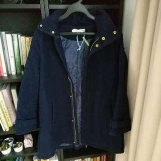 Navy Jacket made in Korea