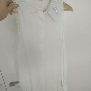 Elliatt white dress