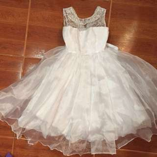 Kids Wedding Gown (for wedding occasions)