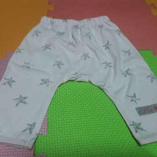 Baby pants (hush hush)3 to 6 mos.