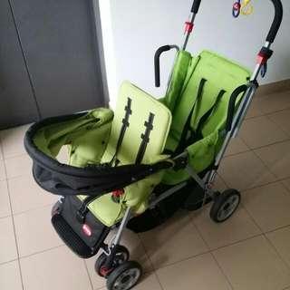 Joovy Caboose Too Tandem Stroller