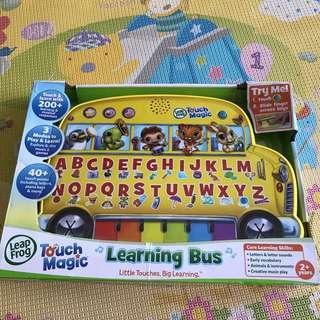 BN Leapfrog Touch Music Learning Bus