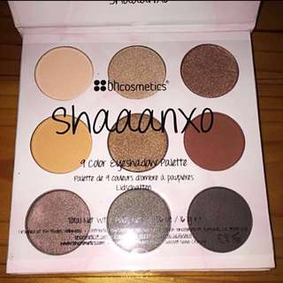 NEW Shaaanxo Palette By BH Cosmetics