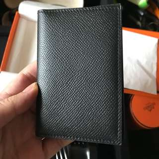 Authentic Hermes Card Holder