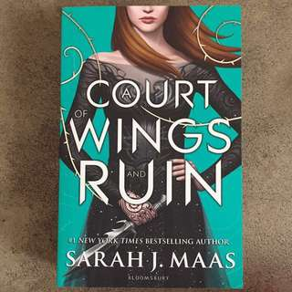 A Court of Wings and Ruin (ACOTAR #3)