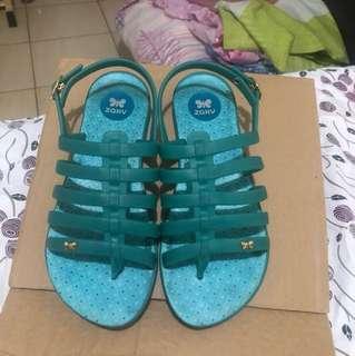 Zaxy sandals size 5