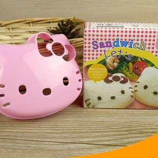Hello Kitty Sandwich Cutter