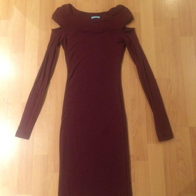 100% Wool Kookai Dress
