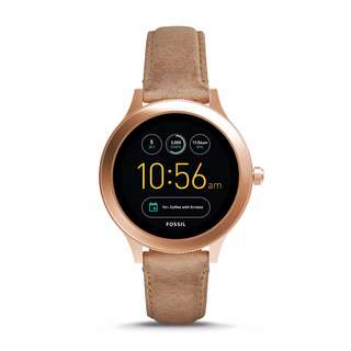 BN Fossil Gen 3 Q Venture Sand Leather Smartwatch