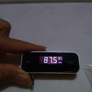 Car FM Transmitter 3.55mm audio transmitter for car not bluetooth fm transmitter
