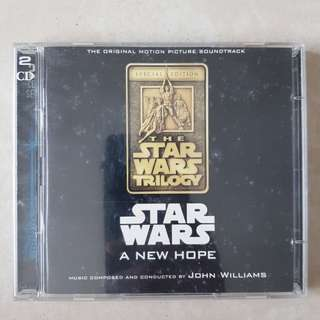Star Wars A New Hope OST