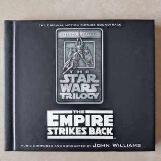 Star Wars The Empire Strikes Back OST