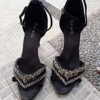Authentic Rotelli Party Heels