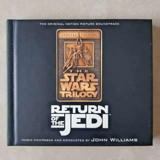 Star Wars Return Of The Jedi OST