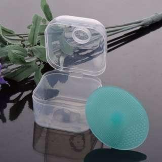 💌 $4 mailed BNIP face scrub pad exfoliate blackhead