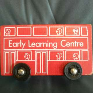Early Learning Centre Red London Double Decker Bus 英國名牌ELC雙層巴士