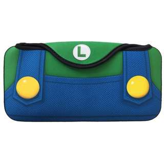 Original Limited Edition Nintendo Switch Pouch (Luigi)