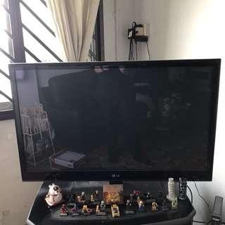 LG 42 inch plasma Television