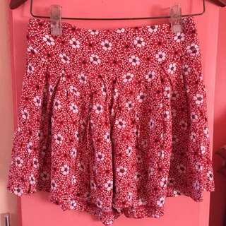 Boho shorts