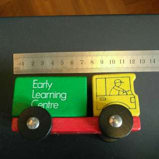 Early Learning Centre Red London Truck 英國名牌ELC貨車