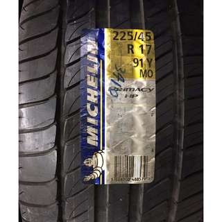 MICHELIN PRIMACY HP MO 225/45/17
