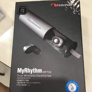 Nakamichi MyRhythm NEP-TW2 wireless earphone