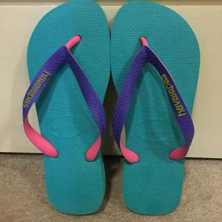Havaiana brand thongs