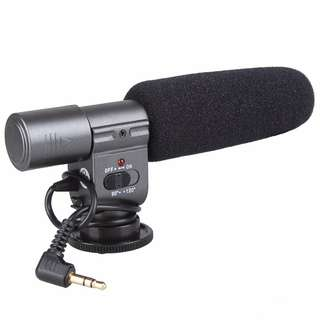 (out of stock) SHENGGU SG-108 Stereo Microphone Mic for DSLR DV camera