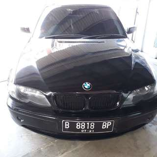 For sale bmw 318i Thn 2001