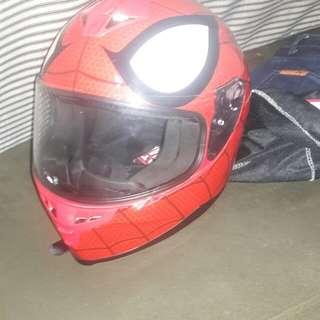 Marvel Helmet Spyder