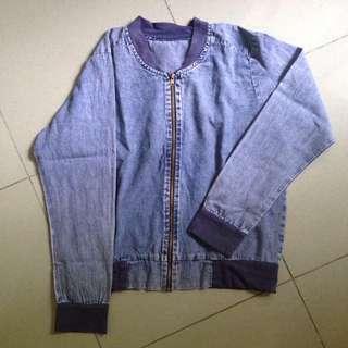 Bomber Jacket Jeans