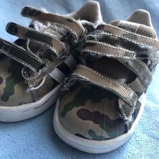 Army Adidas Shoes