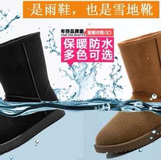 防水雪靴(預購款)