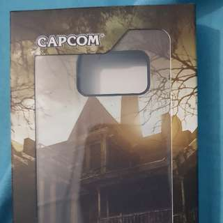 ps3 ps4 game Resident Evil Galaxy s7 case