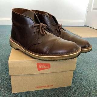 Clark's Desert Boots SIZE 9