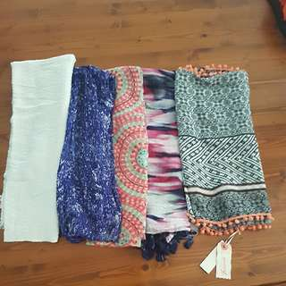 Jeanswest Brand New Scarves