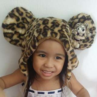 Minnie Mouse hat by Disney