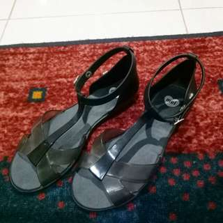 Melissa jelly shoes