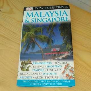 Buku Panduan Travel Malaysia & Singapore