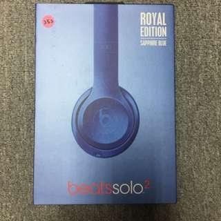 Beats solo 2 在線耳機