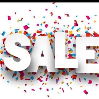 Sale all clothes ( Nov.30-Dec.31)
