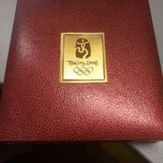 Beijing Olympics 2008 medallion
