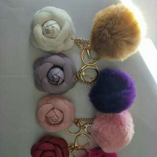 Luxury Bag Charms