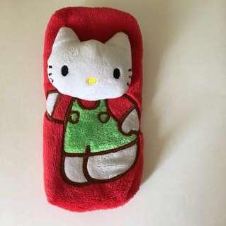 Hello Kitty Pencil Pouch 20cm x 10cm