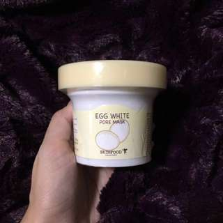 (SAVE 320) Skinfood Egg White Pore Mask