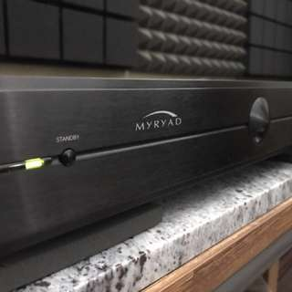 Myryad Z 140 Integrated Amp (made in UK) Price Drop!!!