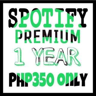 Spotify, VSCO, Netlfix & Iflix Premium